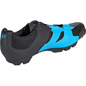 Giro Cylinder Zapatillas Hombre, blue/black
